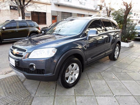Chevrolet Captiva 2.4n Lt Mt 5 Plazas