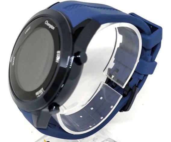 Relógio Digital Champion Silicone Ch40259a