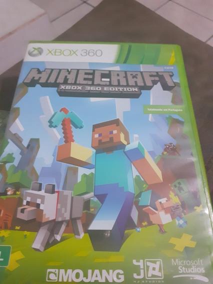 Jogo De Xbox360 Minecraft