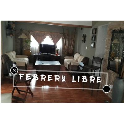 Casa 3 Dorm, Gran Parrillero Techado, Sombra, Garage