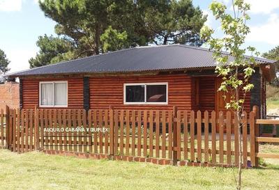 Construcción Casas Duplex Cabañas Llave En Mano La Costa.