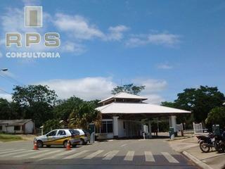 Terreno Em Condomínio Para Venda-atibaia-churrasqueira-piscinas-sala Ginastica-quadra Esportiva-sauna. - Tc00169 - 33411183