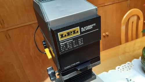 Ampliadora   Lpl  System 7700 Pro Sin Lente