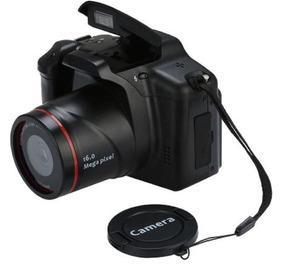 Câmera Filmadora Hd 1080.p Semi Profissional 16.0mp Zoom 16x