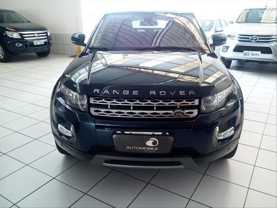 Land Rover Range Rover Evoque Evoque Prestige 4wd Gas Aut