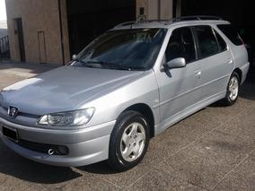 Peugeot 306 1.8-2001 Equinoxe Break - Gnc- Excelente-2 Dueño