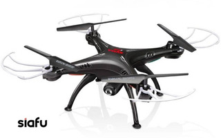 Dron X5 Sc Explorers 2 Syma Camara 2mp 6 Ejes