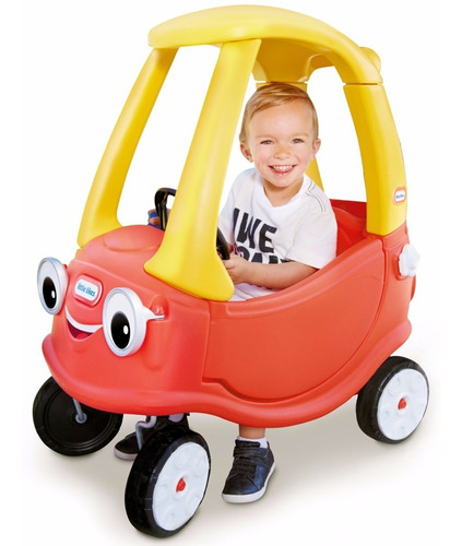 Little Tikes Cozy Coupe Carro Paseador Bebe Niños