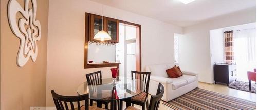 Lindo Apartamento Mobiliado Com 1 Dormitório Para Alugar, 48 M² - Itaim Bibi - São Paulo/sp - 15445