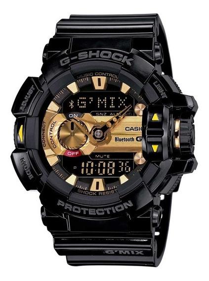 Relógio Casio G-shock Masculino Gba-400-1a9dr C/ Garantia,nf