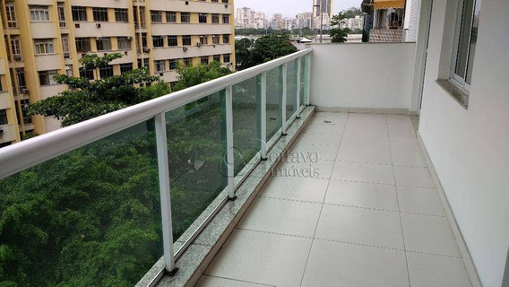 Apartamento À Venda, 97 M² Por R$ 1.460.000,00 - Botafogo - Rio De Janeiro/rj - Ap4583