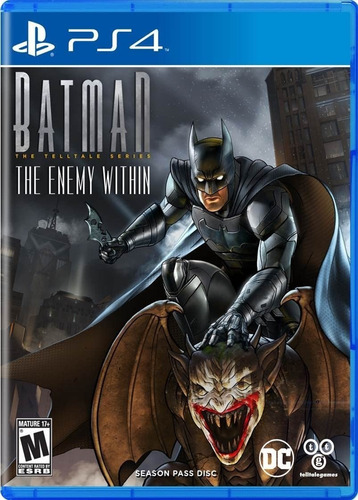 Imagen 1 de 1 de Batman: The Enemy Within- Telltale
