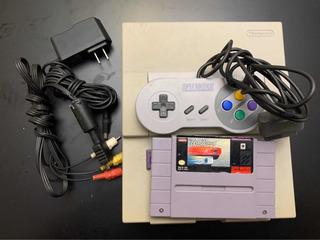 Súper Nintendo Clásico