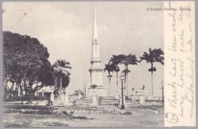 Léon De Rennes - Bahia - Passeio Público - 18011930
