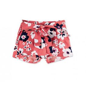Shorts Saia Fem Hering C6q3 - Laranja - Delabela Calçados