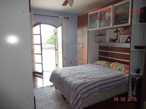 Sobrado Para Venda Em Taboão Da Serra, Parque Monte Alegre, 3 Dormitórios, 1 Suíte, 1 Banheiro, 2 Vagas - So0009_1-1010028