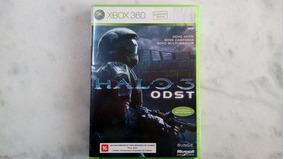 Jogo Halo 3 Odst Xbox 360 / One Original
