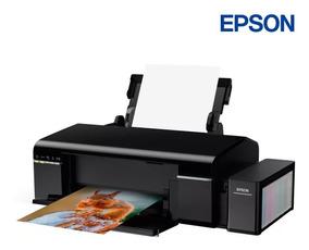 Impressora Epson Ecotank L805 Cd/dvd Wi-fi 110v C11ce86302