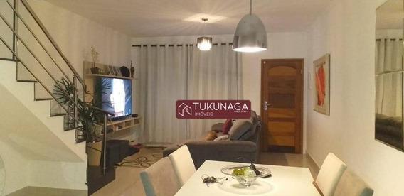 Sobrado Com 3 Dormitórios À Venda, 120 M² Por R$ 535.000 - Vila Mazzei - São Paulo/sp - So0719