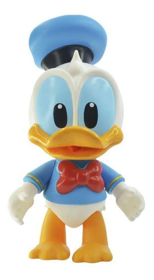 Boneco De Vinil Pato Donald De 27cm - Lider