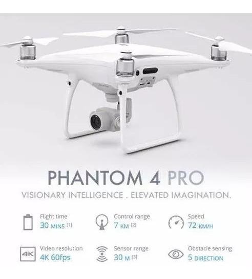 Promoção Drone Dji Phantom 4 Pro