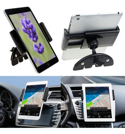 Universal Car Cd Slot Do Telefone Móvel Tablet Mount Titular