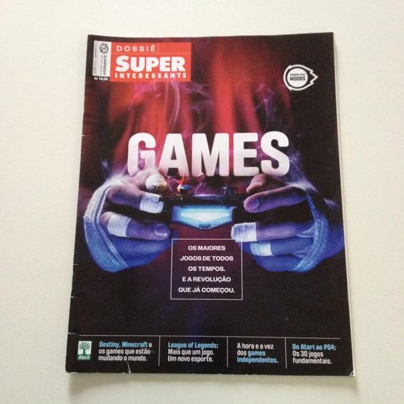 Revista Super Interessante Games Os Maiores Jogos N°341