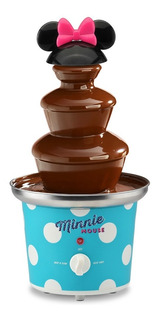 Fuente De Chocolate Dmg-20 Diseño De Minnie Mouse