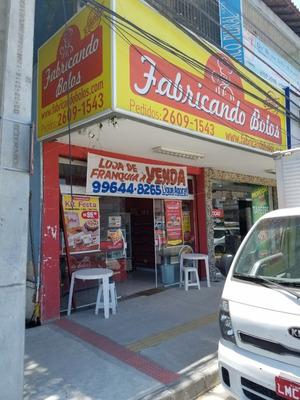 Vendo Loja Da Franquia Fabricando Salgados Em Itaipu.