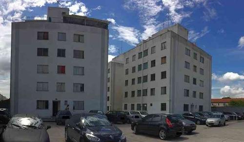 Imagem 1 de 7 de Apartamento- Jardim São Nicolau  - 655