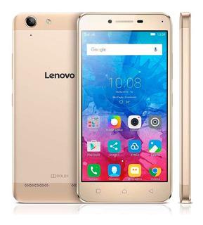 Lenovo Vibe K5 4g Dual-chip Tela 5 Full-hd Dourado Em 12x Sj