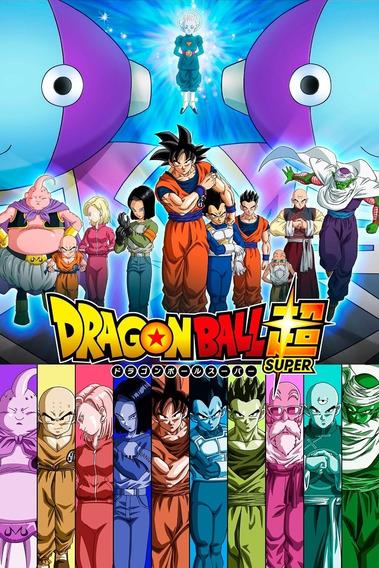 Dragon Ball Super Latino + Japonés / Serie Completa 1080p
