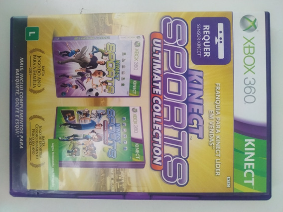 Kinect Sports: Ultimate Collection Xbox 360