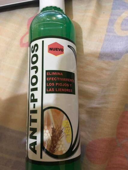 Shampoo Anti Piojos Elimina Efectivamente Piojos Y Líendres