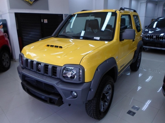 Suzuki Jimny 1.3 16v 4sport 4x4 Gas Manual