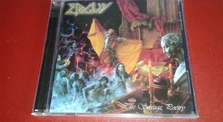 Cd Abierto Sin Uso Edguy - The Savage Poetry 2cd
