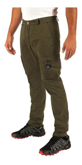 Pantalón Hombre Elio Montagne Cargo Ahora 12 Y Ahora 18