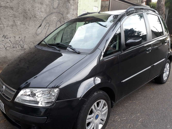 Fiat Idea 2008 1.8 Hlx Flex 5p