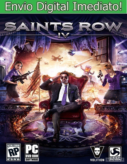 Saints Row 4 Pc Hd Original