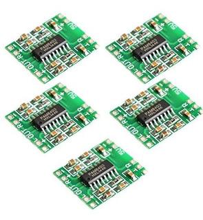 Módulo Chenbo (tm) 5pcs Pam8403 Tablero Amplificador Digita