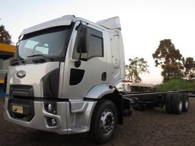 Ford Cargo 2428 Truck Reduzido Cabine Leito