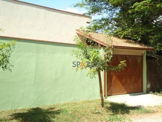 Chácara Residencial Para Locação, Loteamento Fontes E Bosques Alam Grei, Rio Claro. - Ch0004