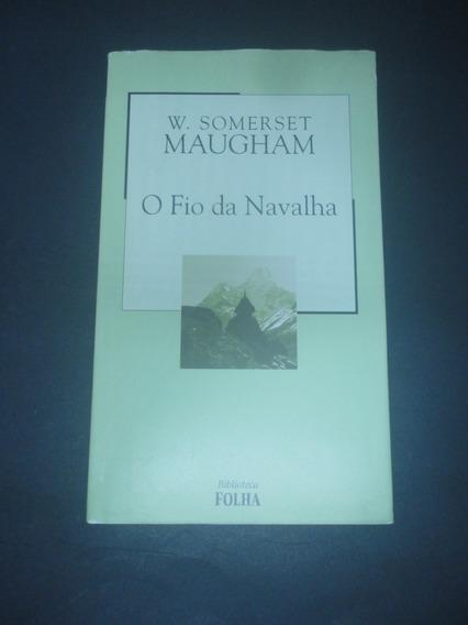 Livro O Fio Da Navalha