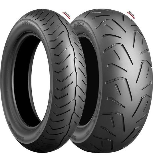 Kit Pneu Bridgestone Exedra G853 120/70 R18 & G852 200/50-17