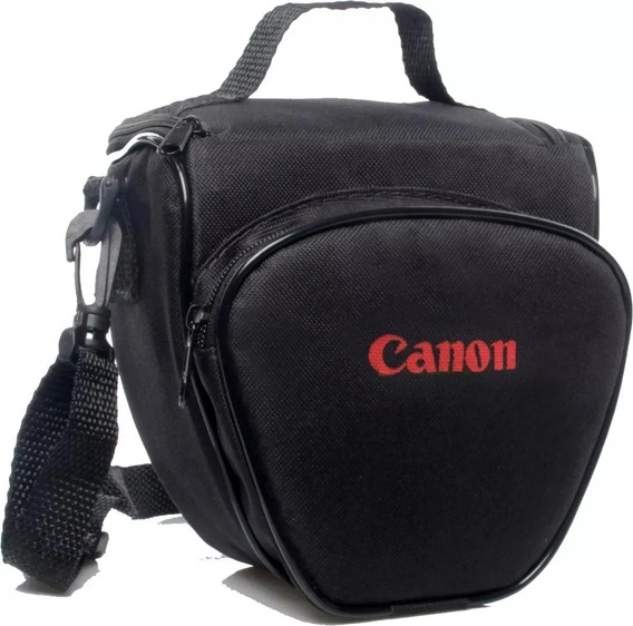 Bolsa Case P/ Canon T7i T6i T5i,sl2,ex520,m50, Sx530, M100