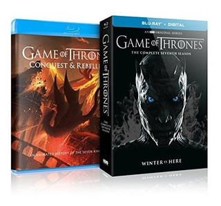 Game Of Thrones: The Complete Seventh Season (digital Hd/st