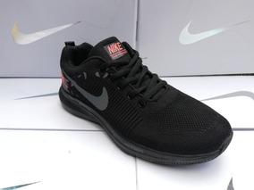 Zapatos Deportivos Nike Air Negro 39 A 43