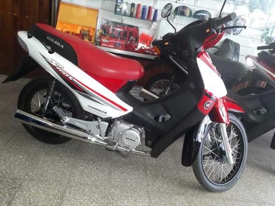 Gilera Smash 110 18 Cuotas De $ 2889 Gibar Motos