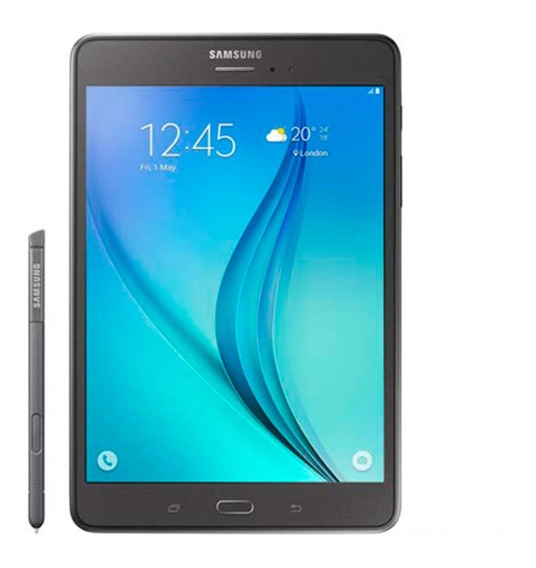 Tablet Samsung Galaxy Tab A Cinza Tela 8 16gb 5mp 4g Barato
