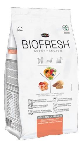 Imagen 1 de 5 de Biofresh Castrados Razas Pequeñas 3kg Mas Regalo Y Envio